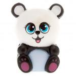 Сквиш  панда пучеглазая